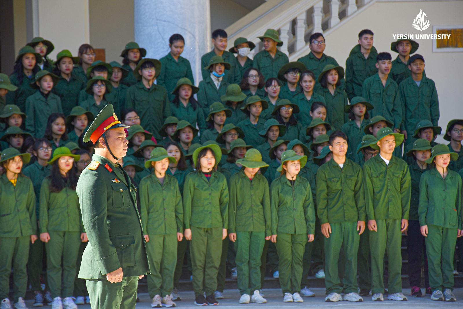 Giáo dục quốc phòng, Trường Đại học Yersin Đà Lạt
