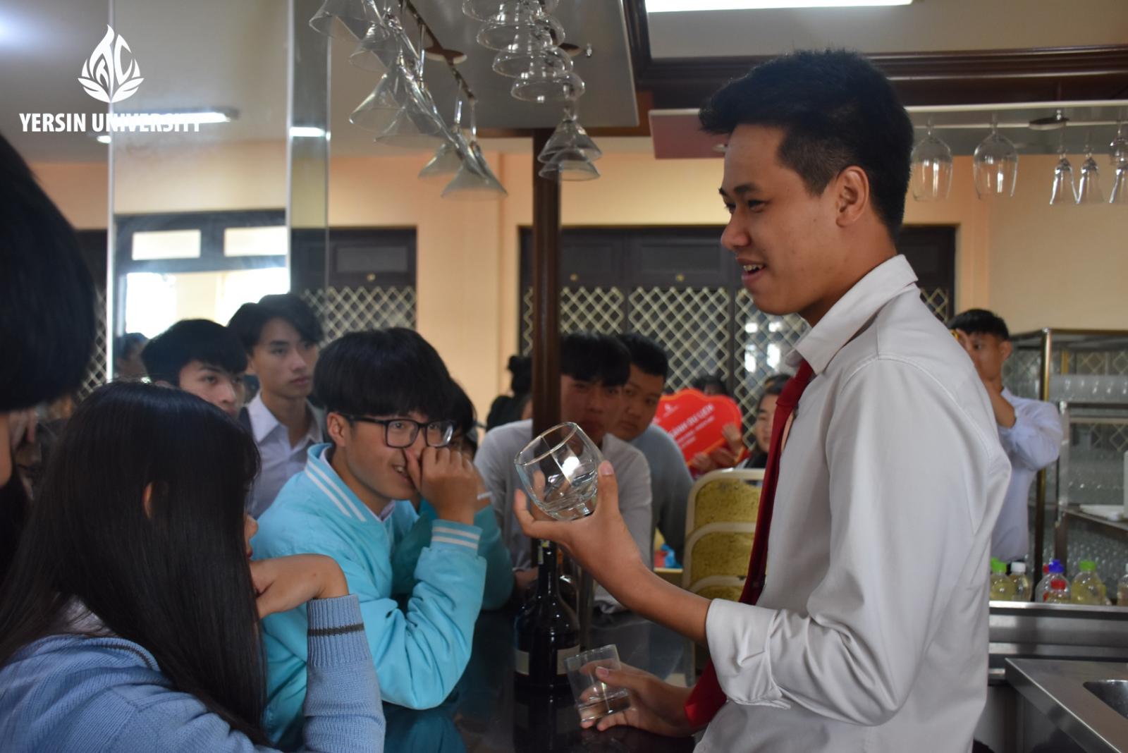 Chương trình trải nghiệm - Yersin University Tour, Trường Đại học Yersin Đà Lạt