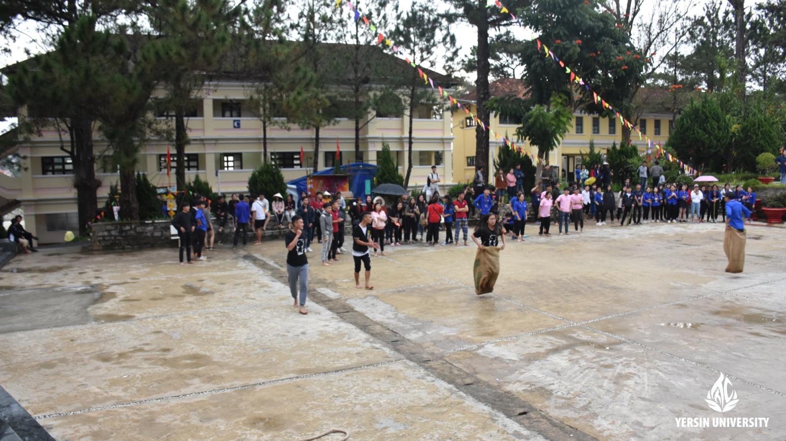 Hội trại 15 năm, Trường Đại học Yersin Đà Lạt