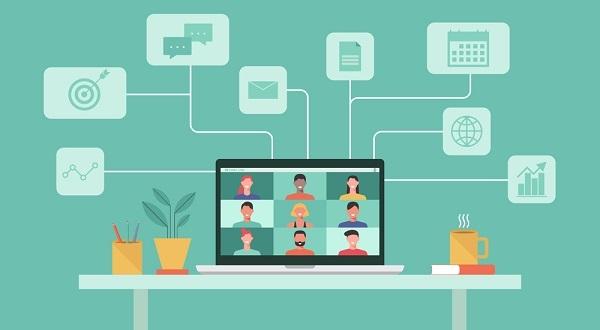 Tăng cường kết nối trực tuyến, tận dụng các mối quan hệ