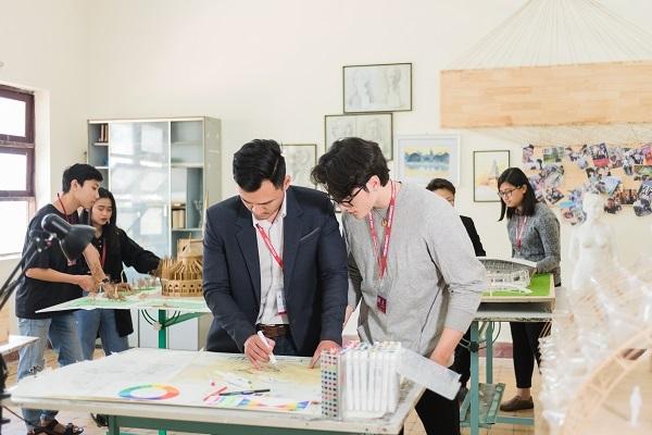 Trường Đại học Yersin Đà Lạt đào tạo ngành Thiết kế nội thất theo phương pháp hiện đại