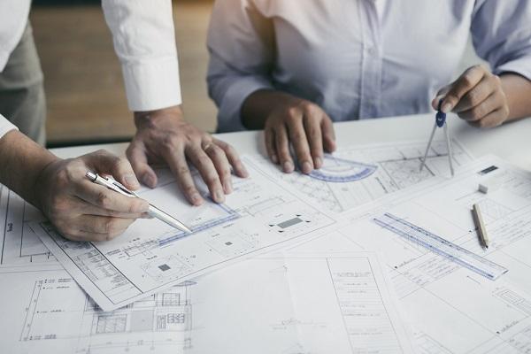 Kỹ sư thiết kế điện cho công trình