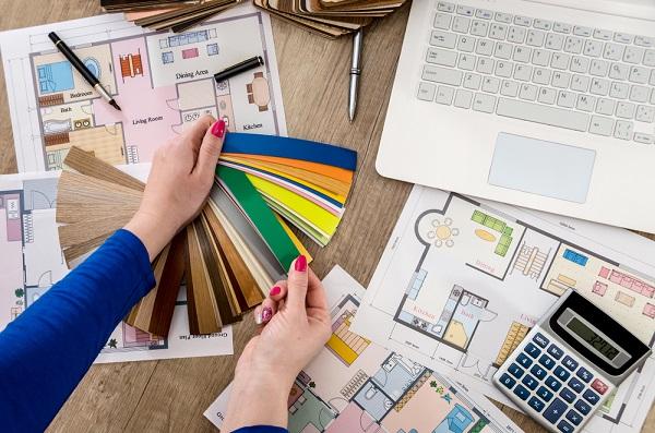 Ngành thiết kế nội thất có dành cho phái nữ?