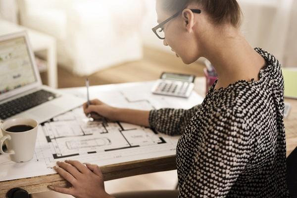 Bên cạnh các khó khăn, phái nữ cũng có thế mạnh khi học thiết kế nội thất