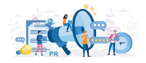 Các hoạt động chính của ngành PR