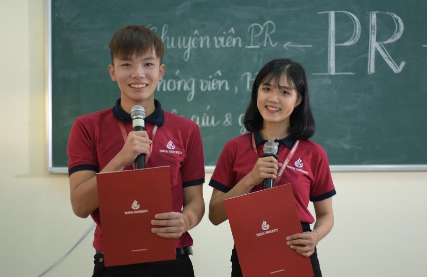 Ngành Quan hệ công chúng Trường Đại học Yersin Đà Lạt