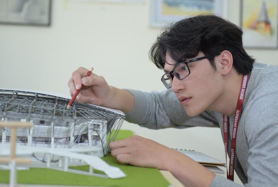 Ngành Kiến trúc Trường Đại học Yersin Đà Lạt