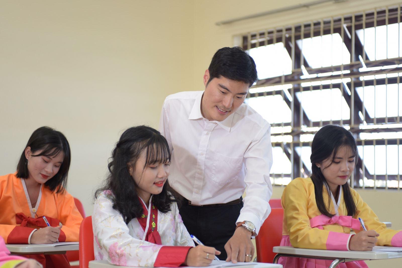 Ngành Hàn Quốc học, Trường Đại học Yersin Đà Lạt