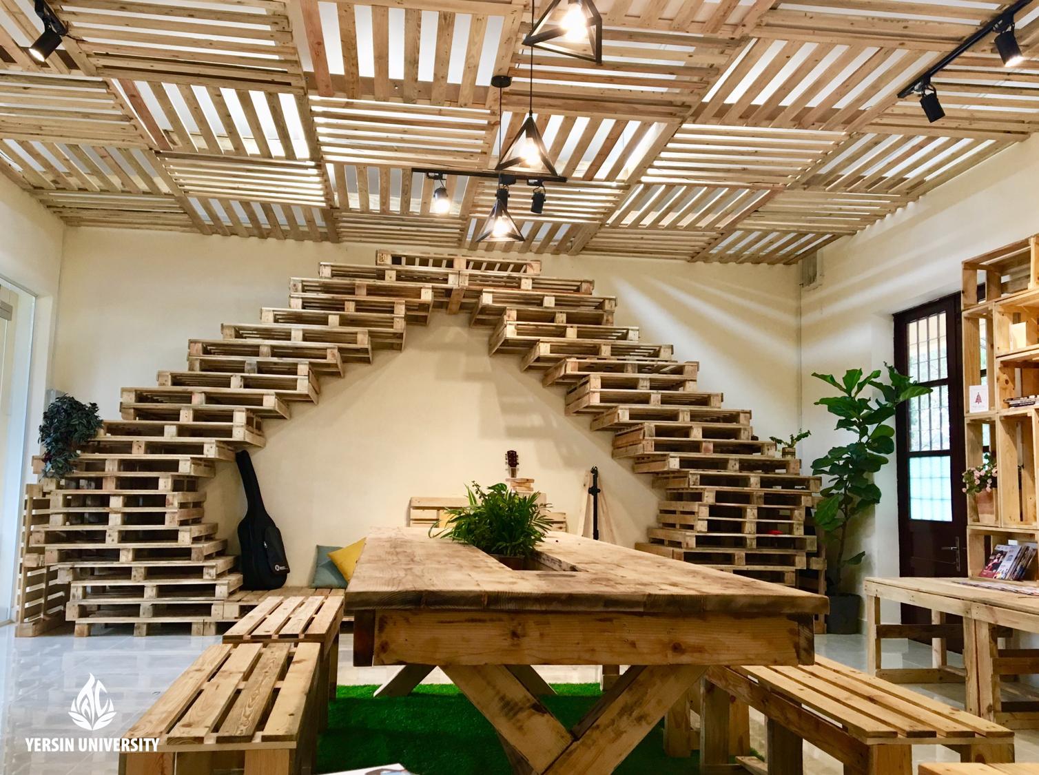 Phòng cộng đồng, Alexandre Yersin Room, Đại học Yersin Đà Lạt