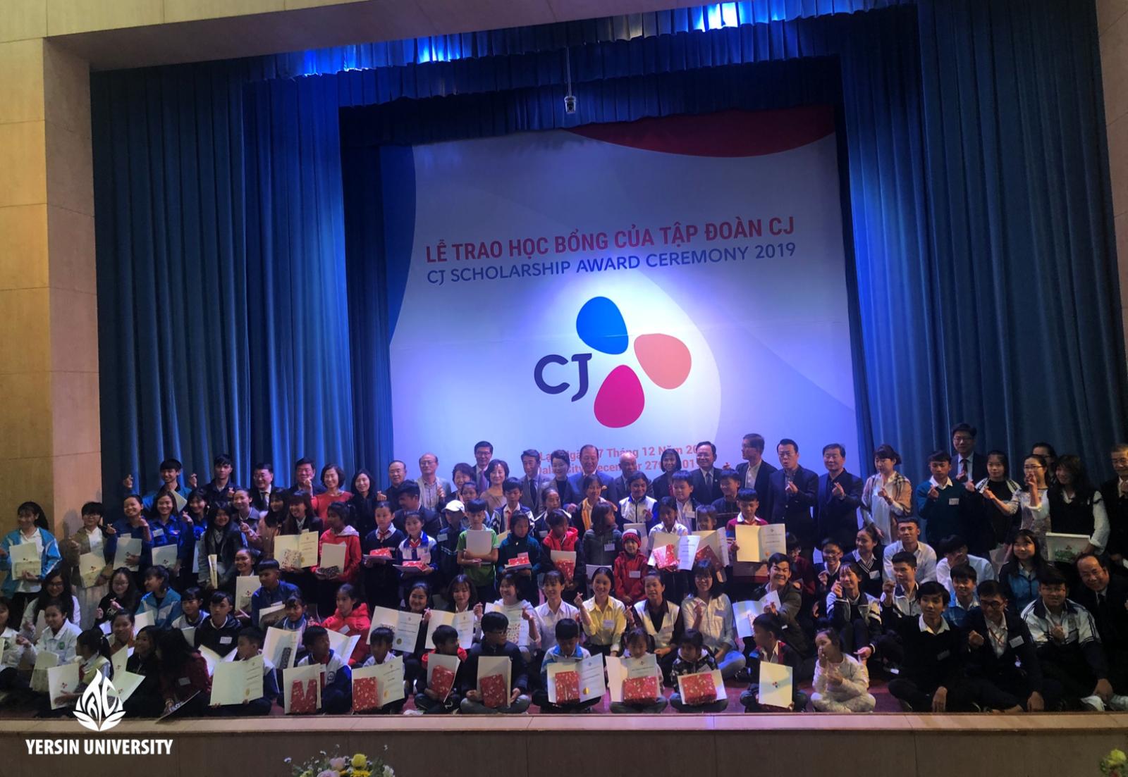 Học bổng CJ 2019, Trường Đại học Yersin Đà Lạt